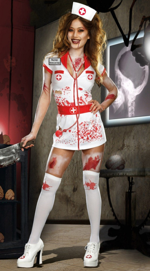 Zombie nurse zombie makeup cosplay costume nurse clothes sexy costume cosplay blood Halloween costume costume splatter nurse uniform cosplay doctor white Nurse adult cosplay cosplay nurse cosplay Halloween cosplay nurse clothes cosplay costume nurse