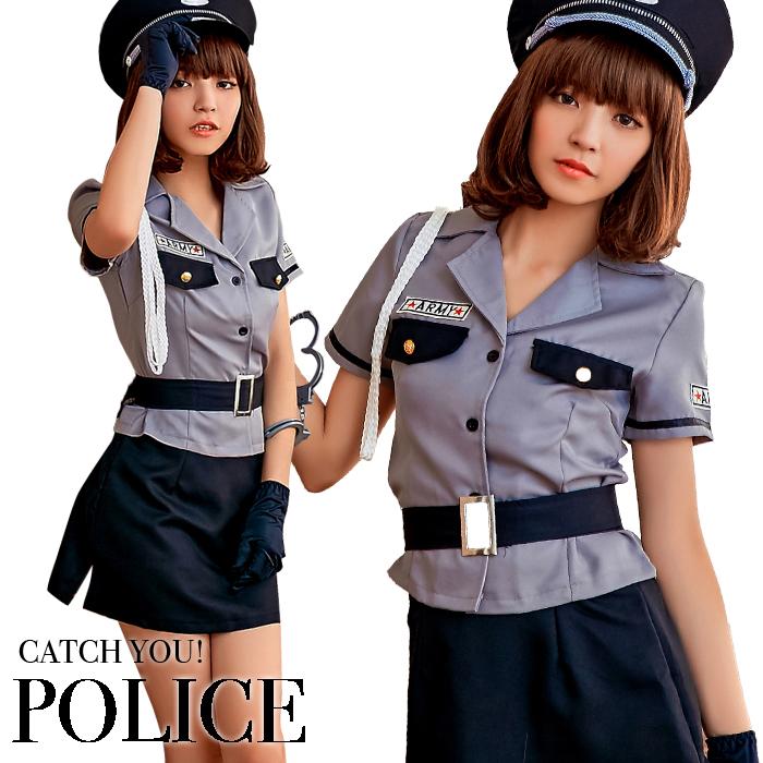 3bd591c6590 Great cosplay COP costume police security uniform size Lady COP teacher COP  police S series career work play cosplay costume uniform costume fancy dress  ...