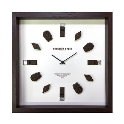 Display Clock【掛時計】Chocolat Style 2