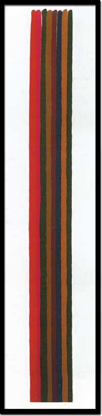 Morris Louis(モーリス・ルイス)/Number19,1962(Digitalprint)