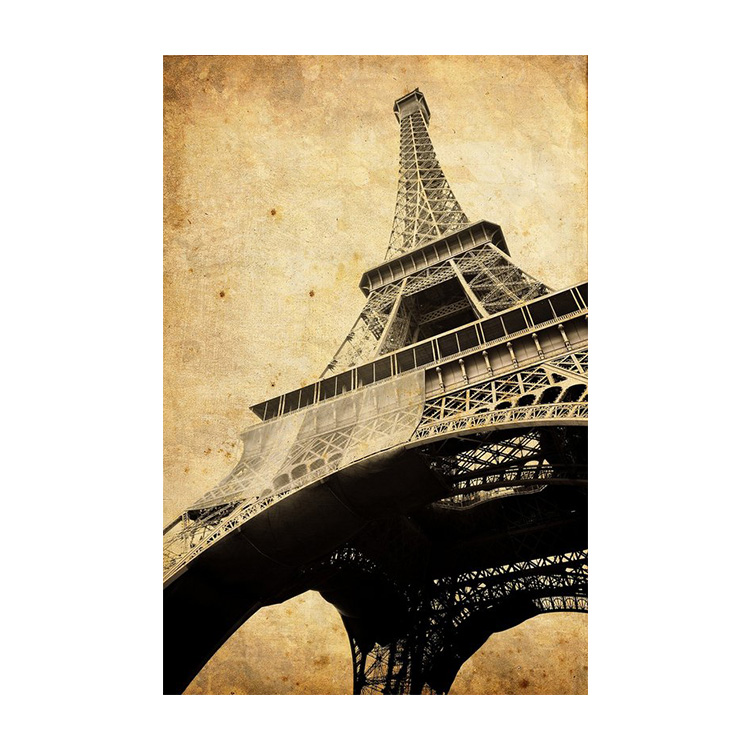 Andre Viegas/Vintage Eiffel Tower