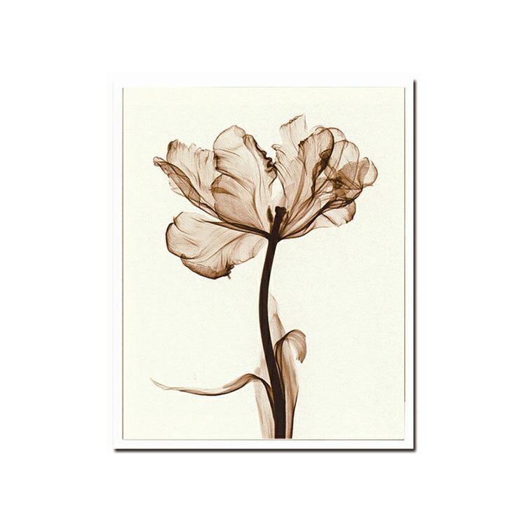 《アートフレーム》Steven N.Meyers Parrot Tulips I(スティーブン・マイヤーズ パーロット咲きチューリップ)
