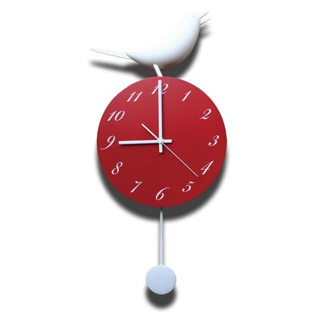 Singing Bird/Red