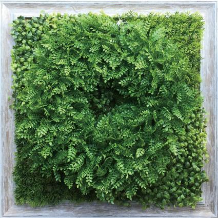 《ウォールグリーン》Shibafu Wreath 3