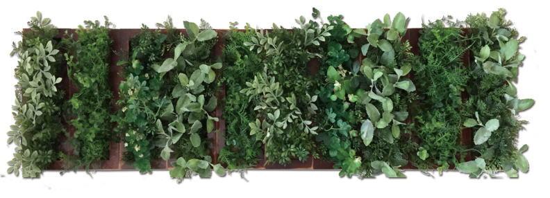 《ウォールグリーン》Green Deco 10/BR