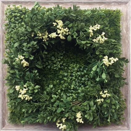 《ウォールグリーン》shibafu Wreath 5
