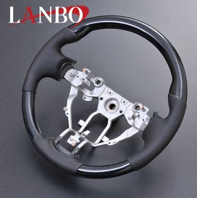 LANBO(ランボ) オリジナルステアリング ノーマルグリップ NV350キャラバン前期