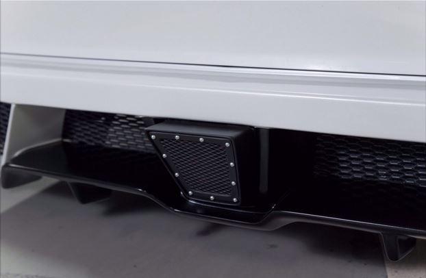 SADカスタム(SAD-CUSTOM) AGENTタイプ4 200系ハイエース標準ボディ ステルスバックマーカー