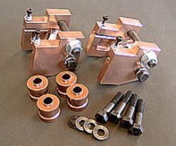 【キャンセル不可商品】ユージーランドボディ(youzealandbody) SSキット F/R1台分セット レクサスLS500h(AWD) VXFA55/GVF55(F30mm/R40mm)
