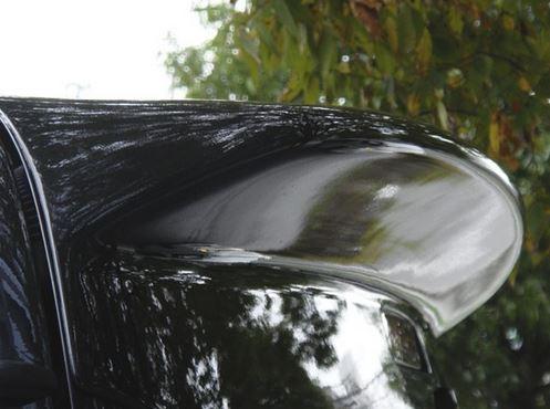 415コブラ(ラブラーク) 【ワイド用】 STAGE3 ルーフスポイラー未塗装 200系ハイエースワイドボディ