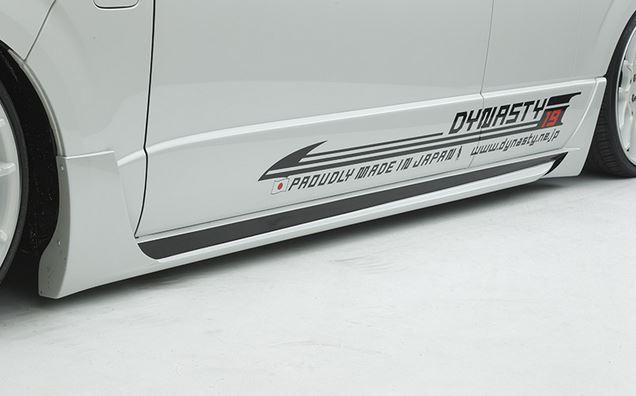 ダイナスティ(Dynasty) EXIST EVO タイプ4 サイドステップ未塗装 グランドキャビン