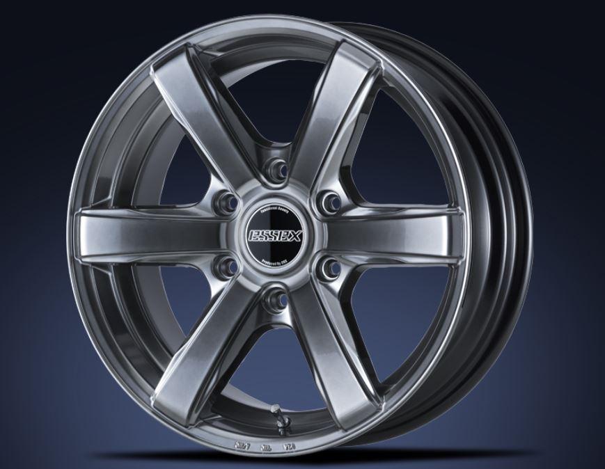 ESSEX(エセックス) EC ハイパーグロス 20インチ 【厳選輸入225/35R20ホイールタイヤセット】 200系ハイエースに最適〈タイヤ銘柄選べます!〉
