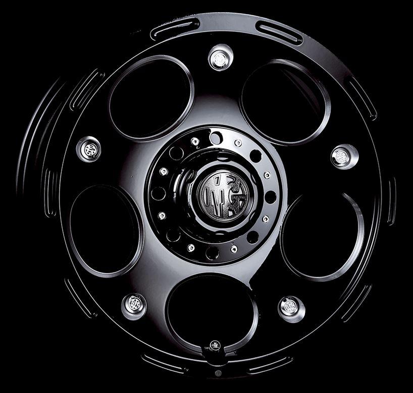 クリムソン エムジーデーモン 16インチ 【厳選輸入215/65R16ホイールタイヤ4本セット】 200系ハイエースに最適〈タイヤメーカー選べます!〉