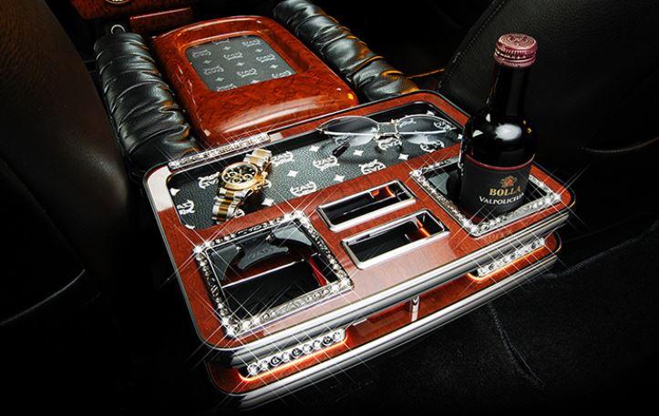 ギャルソン DAD セカンドテーブル 200系ハイエース標準/ワイドボディ共通