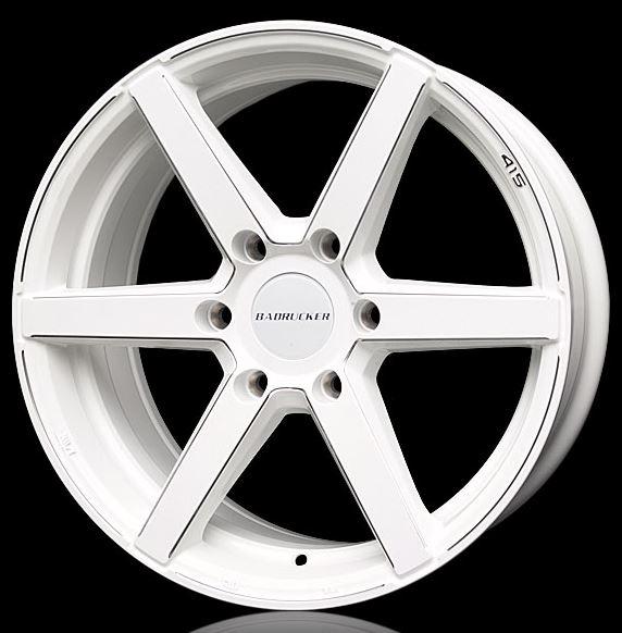 415コブラ バッドラッカーSD-6 ホワイトWX 20インチ 【厳選輸入225/35R20ホイールタイヤセット】 200系ハイエースに最適〈タイヤ銘柄選べます!〉