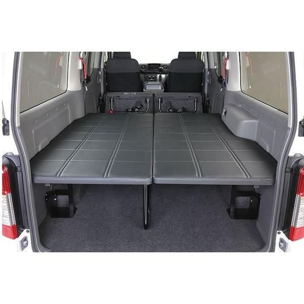 ボクシースタイル(BOXYSTYLE) Wフリップベッド キャラバンNV350 標準ボディ用