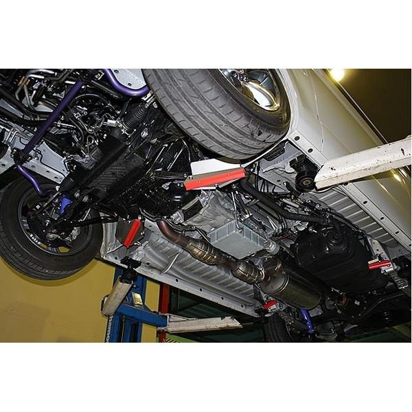 ディーキャトロ グランドエフェクターGEフォース4 フロント 200系ハイエース
