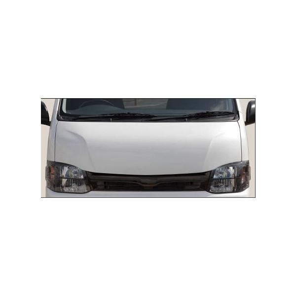 ファブレス(FABULOUS) スタイリッシュボンネット(塗装済、裏面塗装有り) ハイエースレジアスエース200系1~4型標準ボディ