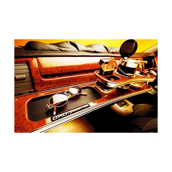 ギャルソン DAD フロントテーブル フロント 200ハイエースワイドボディ