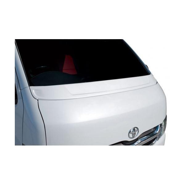 ギブソン(GIBSON) ワイパーガーニッシュ未塗装 200系ハイエース標準ボディ1~4型(個人宅直送不可商品)