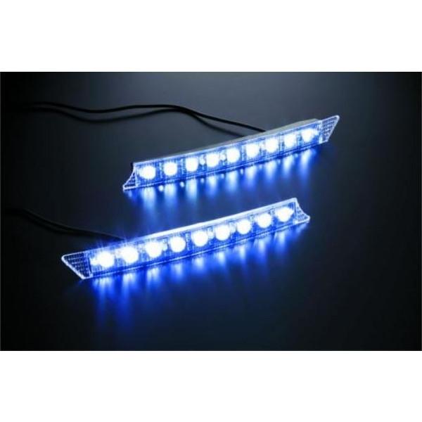 ギブソン(GIBSON) グラファム専用 LEDデイライト左右セット(個人宅直送不可商品)