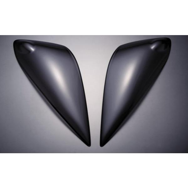 K-BREAK(ケイブレイク) ブラックヘッドライトカバー フィットGE6~9/GP1