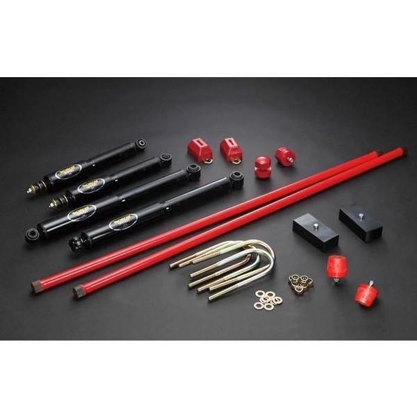 リムコーポレーション(RIM) MONROE Samuraiサスペンションキット 200系ハイエース 38mm