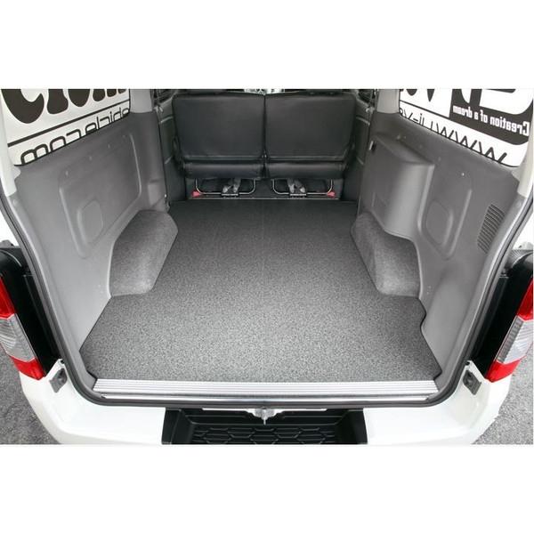 ユーアイビークル(UI-Vehicle) NV350キャラバン プレミアムGX用 簡易床張りキット