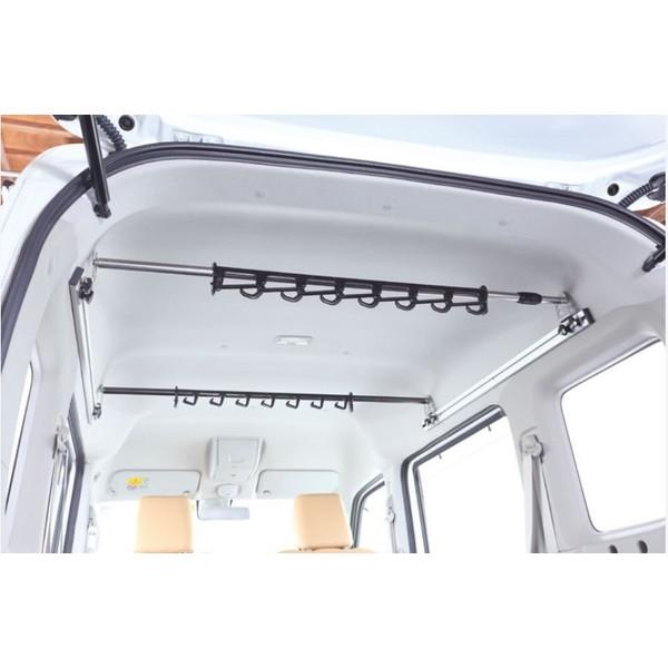 ユーアイビークル(UI-Vehicle) ロッドホルダー DA17系エブリィワゴン・バン