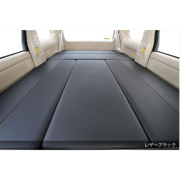 ユーアイビークル(UI-Vehicle) 20系アルファード&ヴェルファイア専用ベッドキット レザーブラック