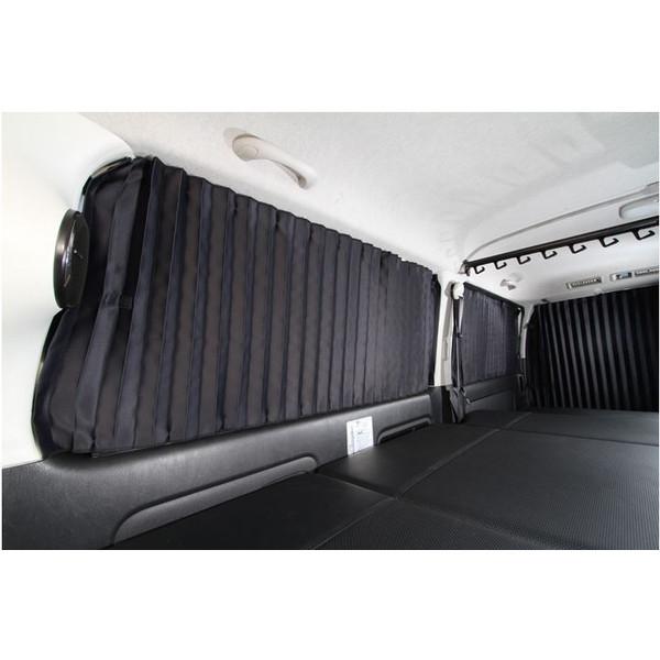 ユーアイビークル(UI-Vehicle) 遮光カーテン5面セット ワゴンGL用