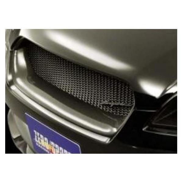 ゼロスポーツ(ZEROSPORTS) フロントグリルカーボン ガンメタリック塗装仕様 BP/BL(A-C)スペックB/3.0R 品番0104014