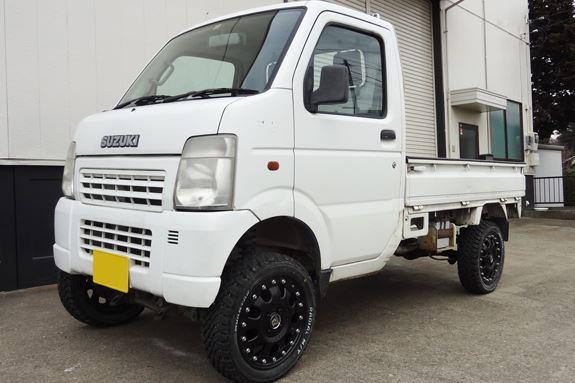 上質で快適 OVER TECH(オーバーテック) 4インチリフトアップフルキット DA63T OVER 5MT車専用 キャリィ 4WD 5MT車専用, 田子町:1e37fd6d --- kventurepartners.sakura.ne.jp