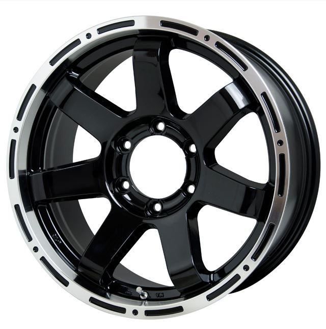 スタッドレス マッドクロス MC76 BK/リムP 15インチ【厳選輸入195/80R15ホイールタイヤ4本セット】系ハイエース・キャラバンに最適〈タイヤ銘柄選べます〉