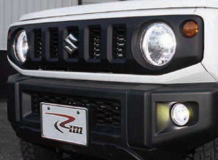 リムコーポレーション(Rim) LEDライトバルブフロント3点キット JB64ジムニー