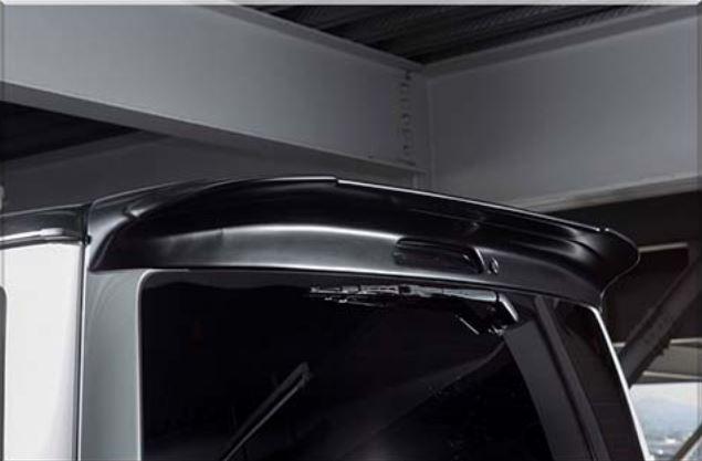 SADカスタム(SAD-CUSTOM) DAISYタイプ4 200系ハイエース【標準ボディ】 リアウイングスポイラー未塗装
