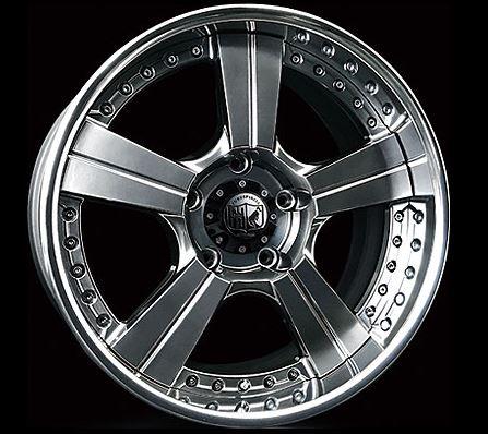 ピュアスピリッツ オークスXC チタングラデーション 20インチ 【厳選輸入225/35R20タイヤセット】 200系ハイエースに最適〈タイヤ銘柄選べます!〉