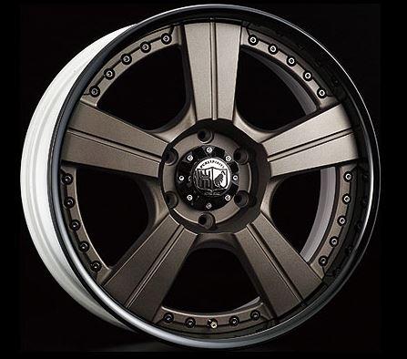ピュアスピリッツ オークスXC デザートブロンズ 20インチ 【厳選輸入225/35R20タイヤセット】 200系ハイエースに最適〈タイヤ銘柄選べます!〉