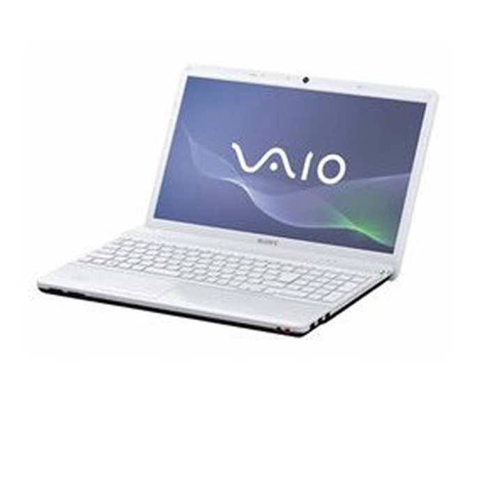 【新品】VAIO Eシリーズ EH17 Win7HomePremium 64bit Office2010 ホワイト VPCEH17FJ/W