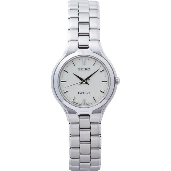 セイコー エクセリーヌ レディース腕時計 SWDL117【16日9:59までポイント5倍】