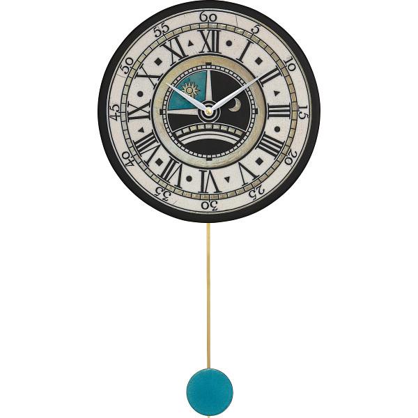 アントニオザッカレラ 掛時計 ZC180-003【16日9:59までポイント10倍】