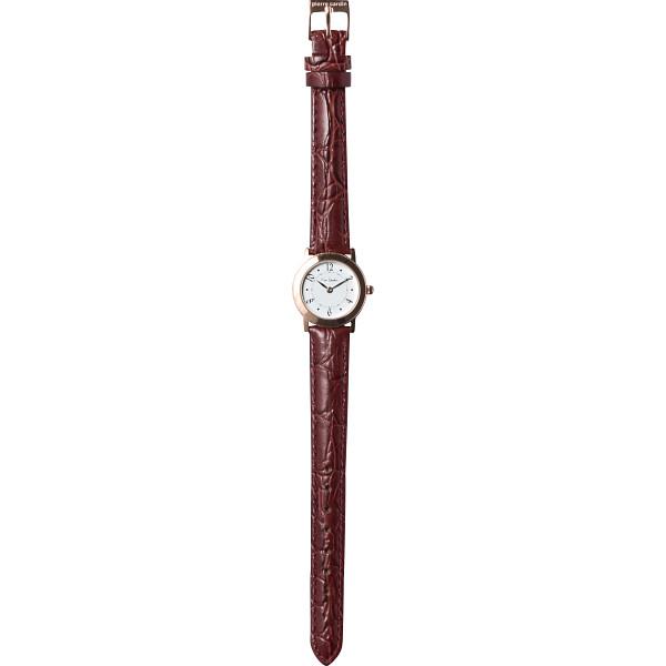 ピエールカルダン レディース腕時計 ピンクゴールド W-PCL10256PG【16日9:59までポイント10倍】