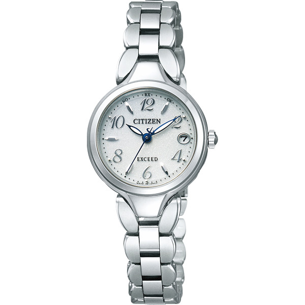 シチズン エクシード レディース電波腕時計 ES8040-54A【16日9:59までポイント10倍】