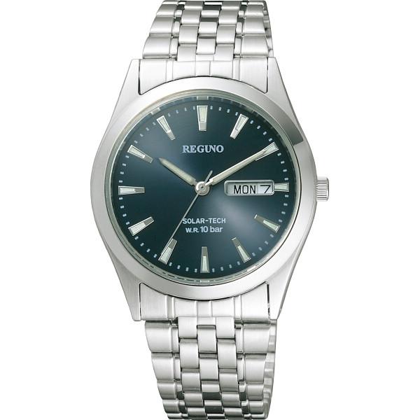 レグノ ソーラーメンズ腕時計 RS25-0052B【16日9:59までポイント5倍】
