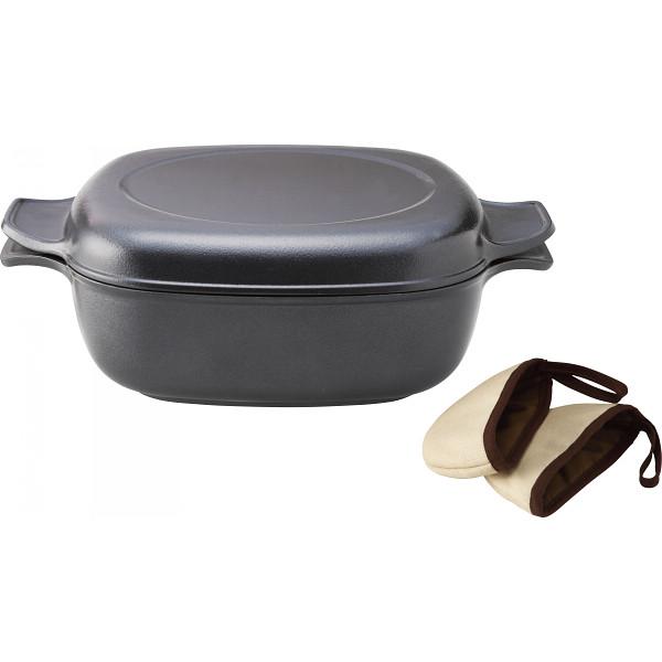味わい鍋 角型鍋(24cm) azk-24【26日9:59までポイント10倍】