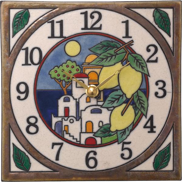 アントニオザッカレラ 掛置兼用時計 ブラウン系 ZC914-003【16日9:59までポイント10倍】