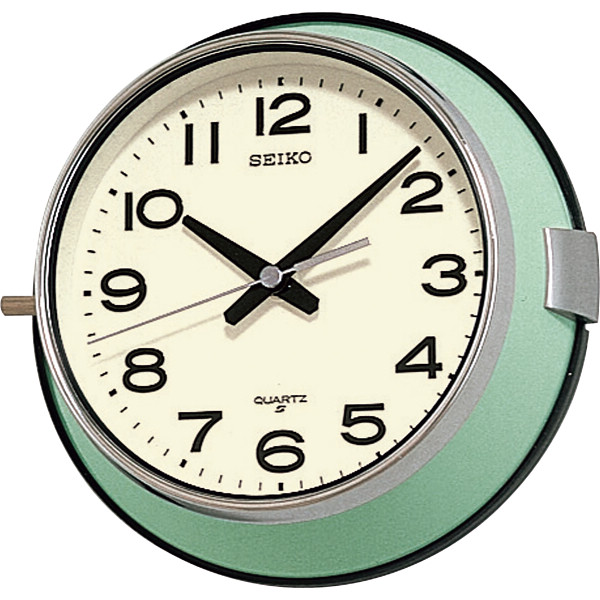 セイコー 防塵掛時計 KS474M