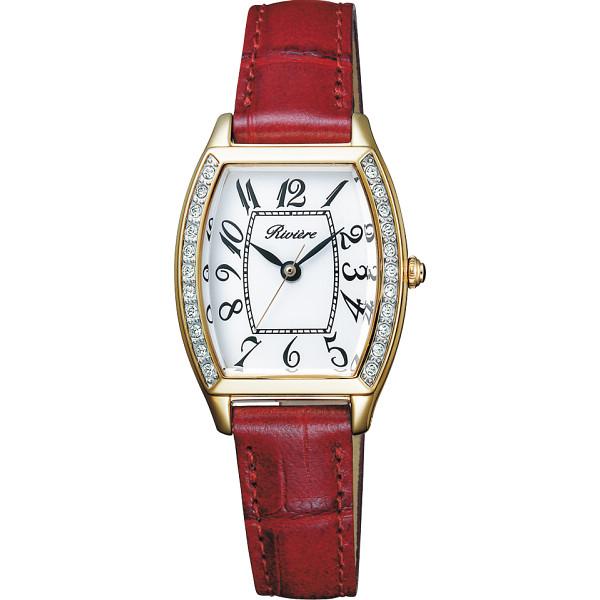 リビエール レディースソーラー腕時計 ローズゴールド KH9-116-12【16日9:59までポイント10倍】