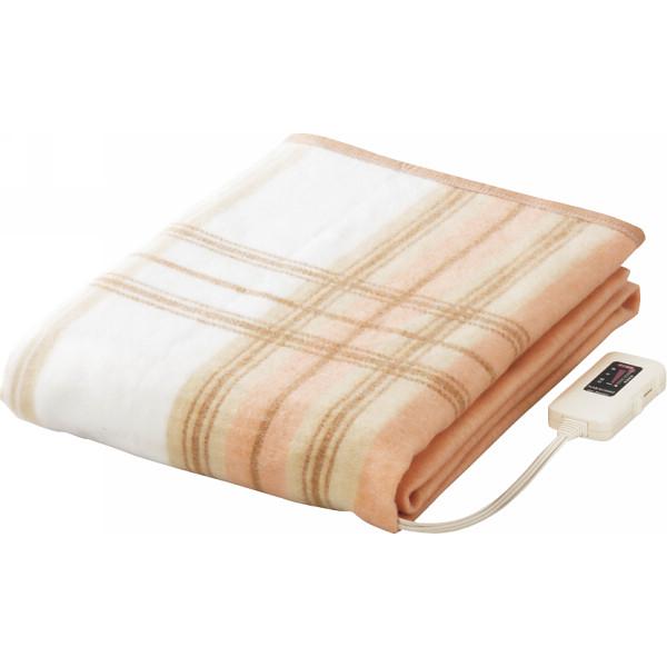 電気掛敷毛布 SB-K202【16日9:59までポイント10倍】