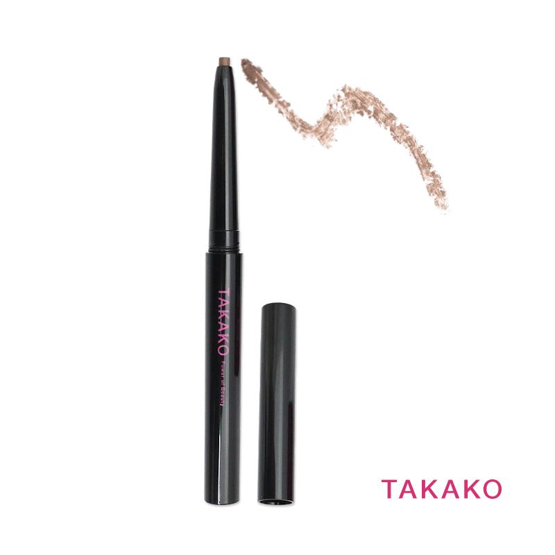 TAKAKO Power 店 of Beauty STARRING eyebrow pencil スターリングアイブロウ 即納最大半額 アイブロウペンシル メイク 3g タカコ 落ちない 3Dブラウン ウォータープルーフタイプ takakoメイク コスメ